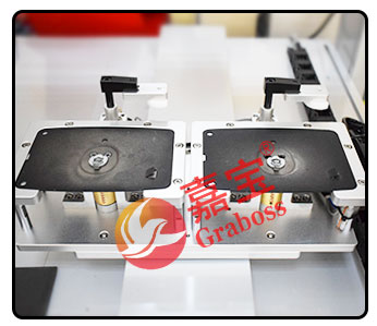 坐标型锁螺丝机锁具产品自动打螺丝机载具图