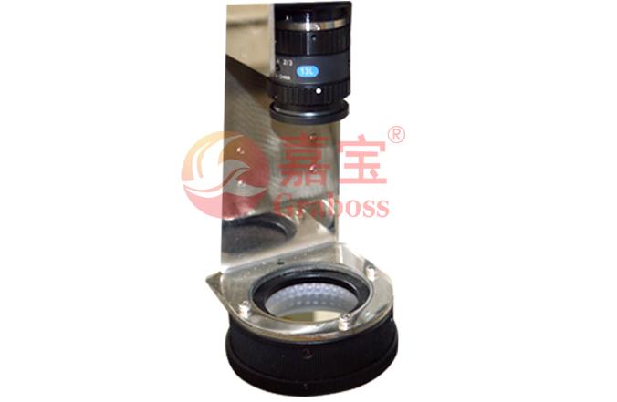 在线式CCD镜头定位全自动锁螺丝机CCD镜头