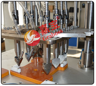 四轴螺丝机机器配件螺丝机头
